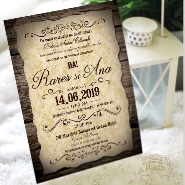 invitatie-nunta-rustic-old-wood